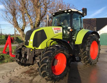 Claas Axion 810 Vario ...